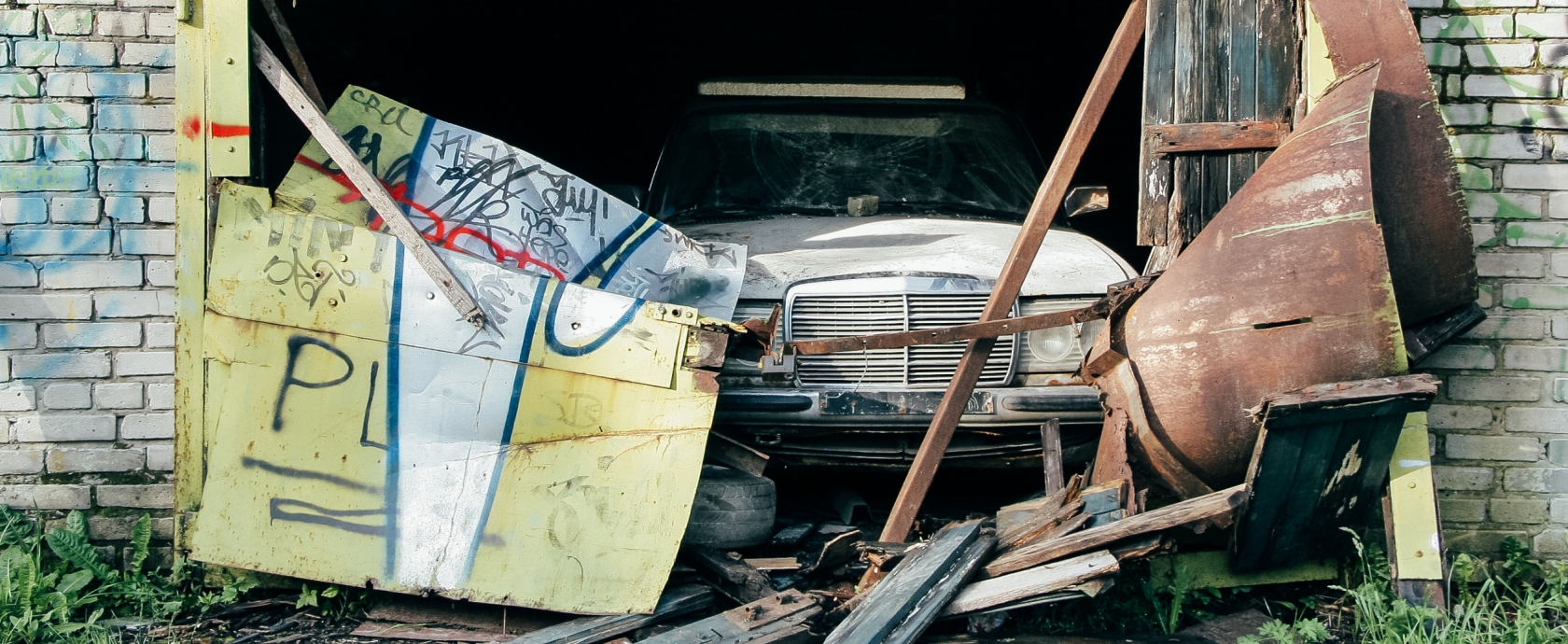 VEHICLE IMPACT & STRUCTURAL DAMAGE - Ripple Rock Restorations