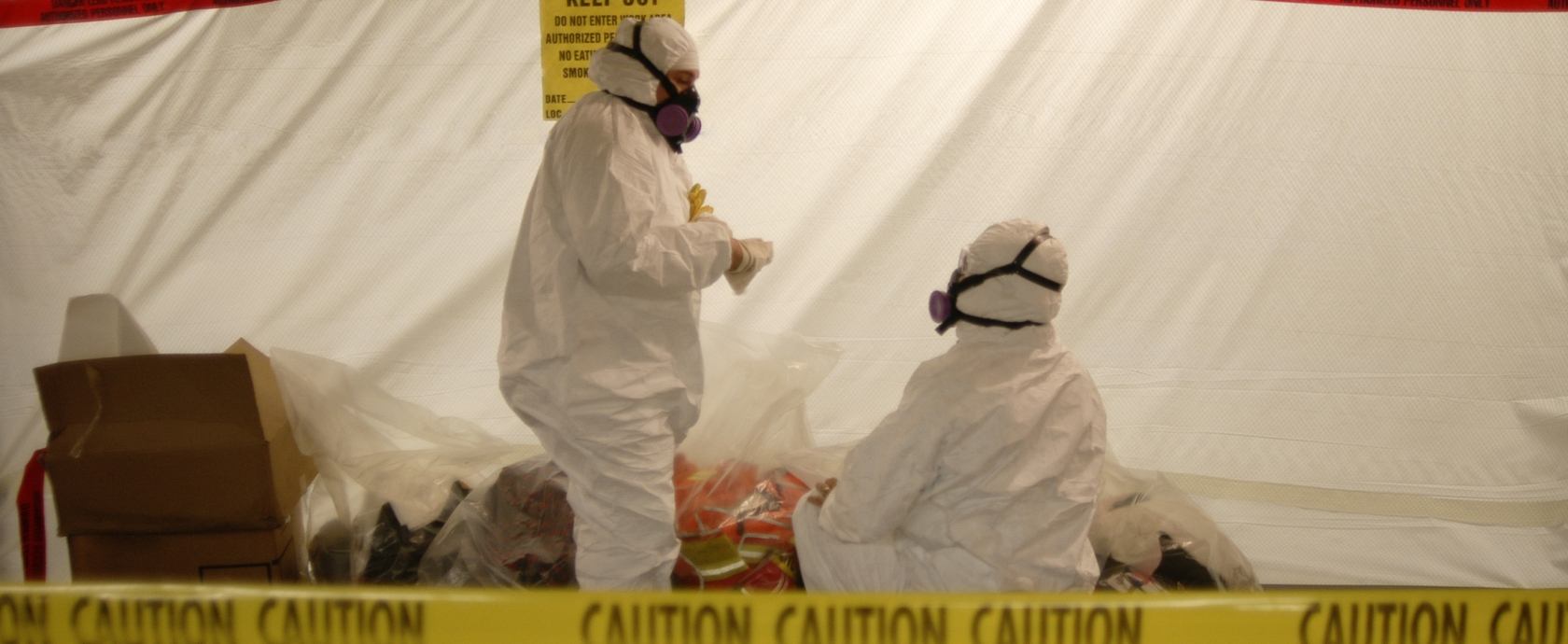ASBESTOS REMEDIATION - Ripple Rock Restorations